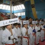 В областных соревнованиях среди детей участвовали воспитанники девяти спортивных клубов.