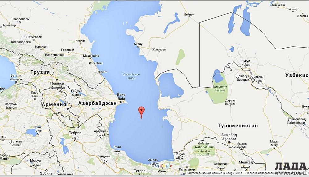 Неподалеку от Камчатки случилось землетрясение магнитудой 5.7