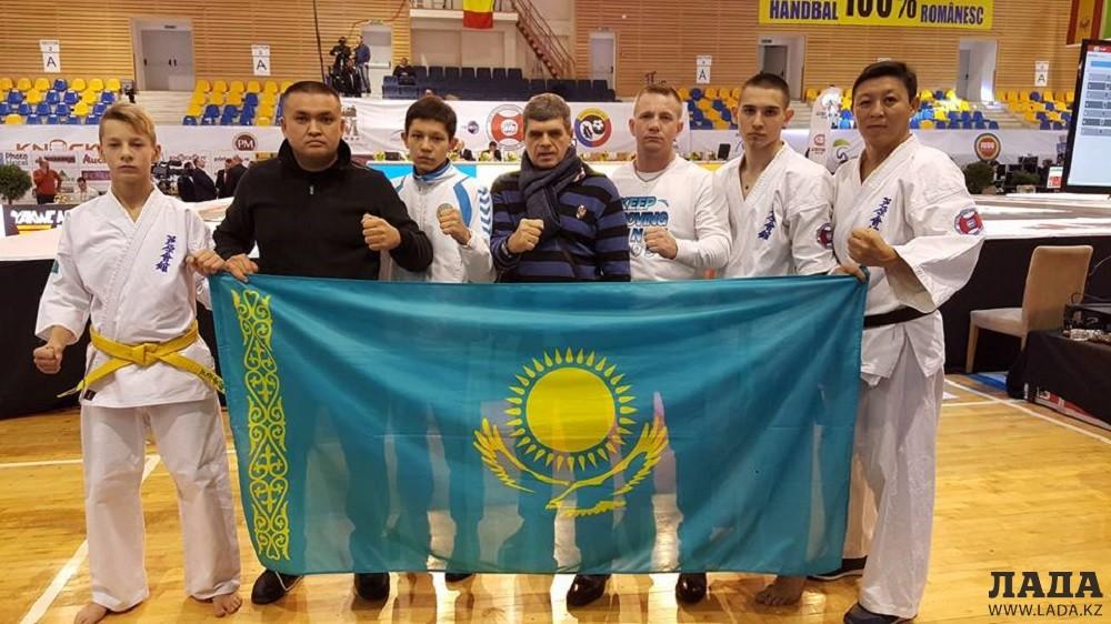 Каратисты КБР благополучно выступили наЧемпионате мира вРумынии