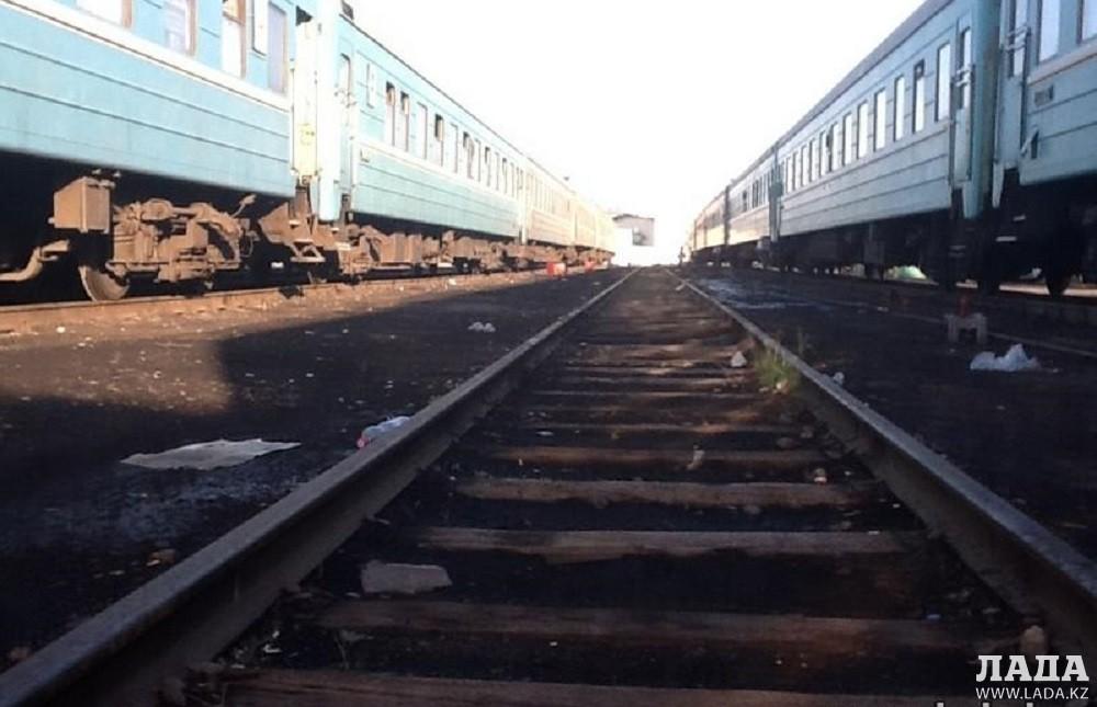 Алматы: Радиоактивный груз перевозил пассажир поезда Мангышлак