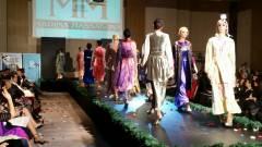 Молодой дизайнер из Актау приняла участие в международном показе в Баку