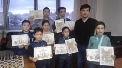 Юные шахматисты из детского центра Айналайын успешно выступили на республиканском шахматном турнире в Астане