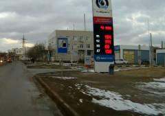 92 бензин в Актау теперь по 141 тг.