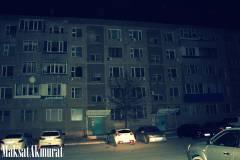 """Прогулка по """"постапокалиптическому"""" городу"""