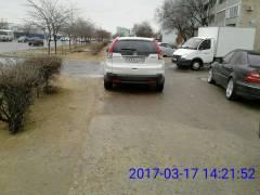Парковка без правил или медом намазано?