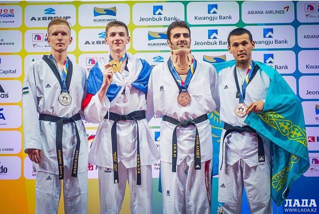 Житель россии Храмцов стал чемпионом мира потхэквондо