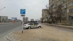 Особенные полицейские в Актау