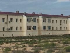Новый дом Сары Уйти в городе Форт-Шевченко