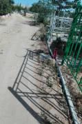 Бардак на кладбище. ФОТО