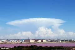 Облако необычной формы