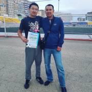 Актау.Футбол.Кубок двора 2017