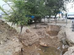 Дом без технической воды
