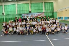 Мангистауские чемпионы большого тенниса