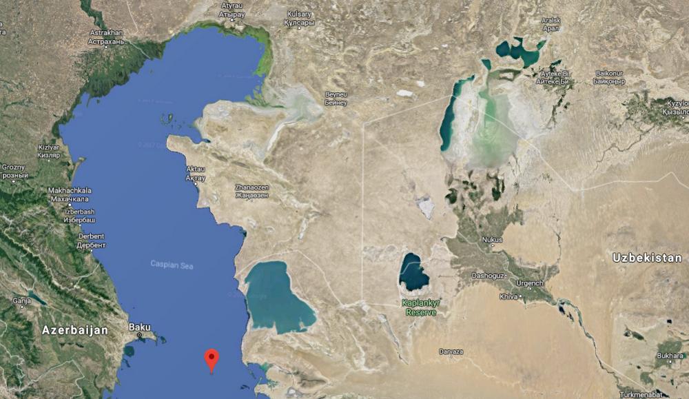 ВИраке иИране зафиксировали два землетрясения