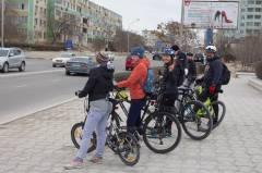 """""""Медовый"""" велозаезд 25 февраля 2018г."""