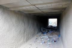 Про единственный подземный переход в Ақтау.