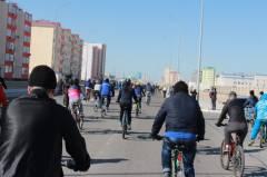 Фотоотчет с городского велозаезда!