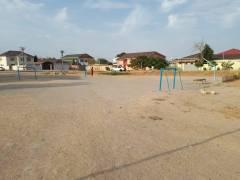 Детская площадка в Приозёрном