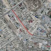 Когда будет закончен ремонт дороги в 22 мкр?