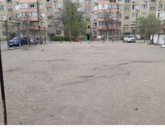 Плачевное состояние детской площадки