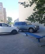 Паркуюсь где хочу и как хочу