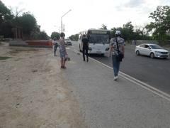 Автобусная остановка 3а мкр