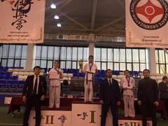 "Чемпионат Мангистауской области ""Киокушинкайкан"" каратэ"