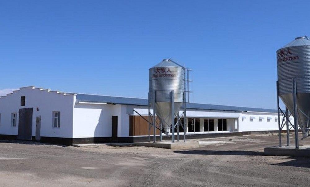 Бетон птицефабрика бур по бетону аренда москва