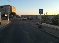 Где пешеходный переход?