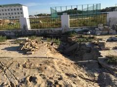 Тротуары г Форт Шевченко 2020г
