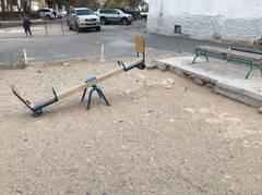 Ужасное состояние детской площадки!
