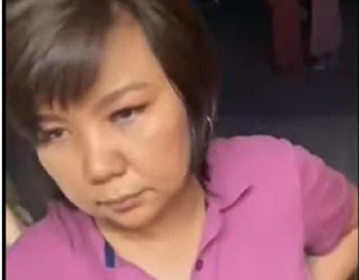 Скандал с чиновницей попал на видео в Мангистауской области