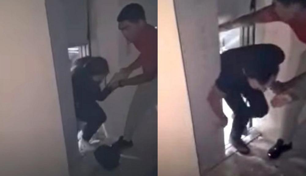 Лифт с детьми провалился в шахту в Актау