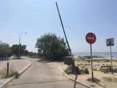Пешеходная зона на набережной