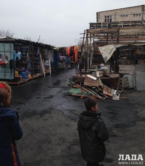 Бауржан Сапа: Администрация рынка «Масат» выплатила компенсации пострадавшим предпринимателям
