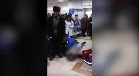 """Подробности смерти мужчины в Алатауском ЦОНе рассказали в """"Правительстве для граждан"""""""