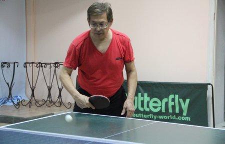 Талап Барболов стал победителем турнира по настольному теннису «ТОП-16» в Актау