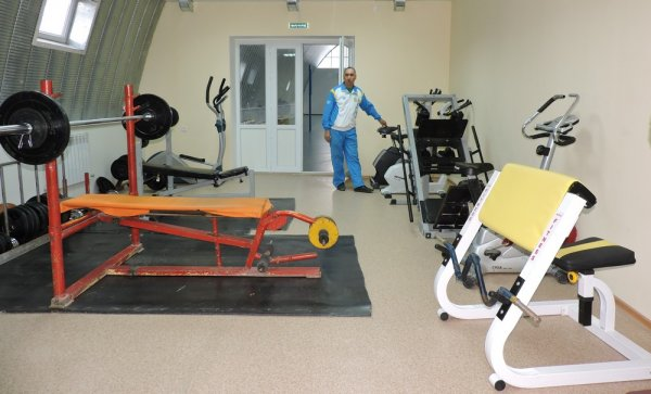 В Актау открыли спортивный комплекс для инвалидов