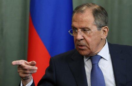 Лавров объяснил причину выбора Астаны для проведения переговоров по Сирии