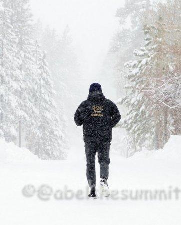 Что мне снег? Головкин готовится к бою в сложных погодных условиях