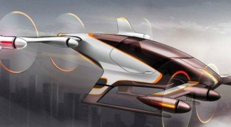 Airbus испытает беспилотное летающее такси
