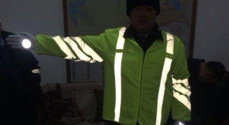 Полицейские будут регулировать движение в светоотражающей форме - МВД