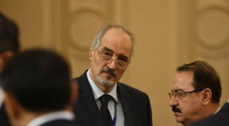 Власти Сирии о переговорах в Астане: Было болезненно сидеть в одной комнате с другими сирийцами
