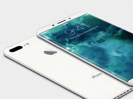 iPhone 8 будет узнавать хозяина в лицо