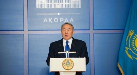Назарбаев выступит со специальным обращением