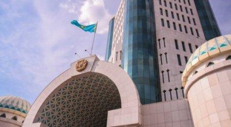 Токаев обратился к Сенату в связи с обращением Назарбаева