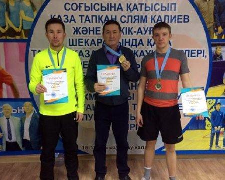 В Актау завершился чемпионат по настольному теннису