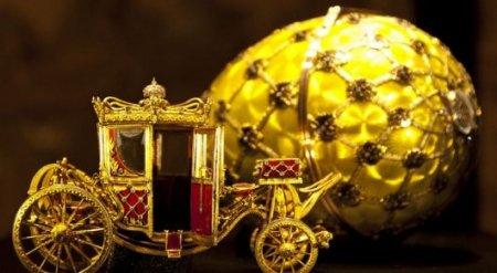 Яйца Фаберже и бриллианты на 1,2 миллиона долларов похитили в Карагандинской области