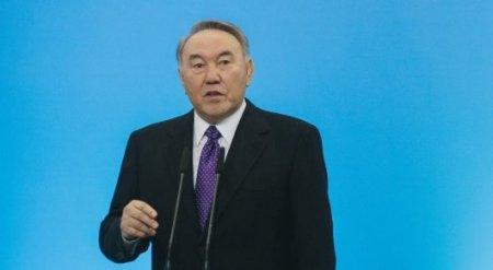 Нурсултан Назарбаев выступит с официальным заявлением