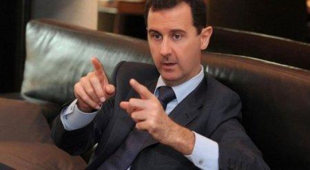 Арабские СМИ сообщили о критическом состоянии Башара Асада